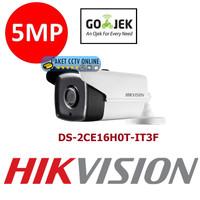 CCTV Hikvision EXIR 5MP DS-2CE16H0T-IT3F Upgrade DS-2CE16D0T-IT3F