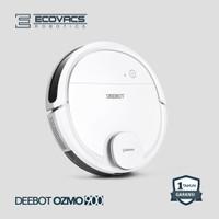 Ecovacs Deebot OZMO 900 Robot Vacum Cleaner & Pel, Vacuum Vakum Debu