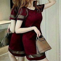 Dress Karin / Dress Wanita Terbaru / BEST SELLER - B