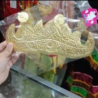 mahkota adat lampung crown anak remaja tarian karnaval kartinian