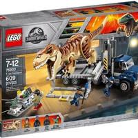 LEGO 75933 - Jurassic World - T. Rex Transport
