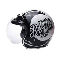 Helm Corvus CR 1 Rolling Thunder Helm Half Face