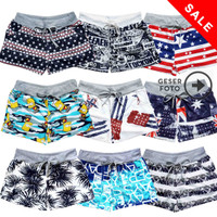 Imported Women Short Pants / Baby Terry / Celana Pendek Santai Wanita