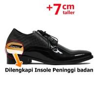 Keeve Sepatu Peninggi Badan Pria KBL-151