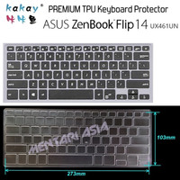 Keyboard Protector ASUS ZenBook Flip 14 UX461UN -KAKAY Premium TPU Cle