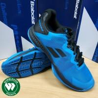 Sepatu BABOLAT SFX 3 Diva Blue / Sepatu Tenis Babolat SFX 3 ALL COURT