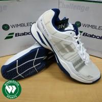 PROMO Sepatu Tenis Babolat Jet Mach I AC Wimbledon / Babolat Jet Mach
