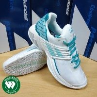 Sepatu Tenis Babolat Propulse Fury AC White/Mint Women