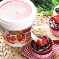 GOLDENFIL SELAI STRAWBERRY 1KG
