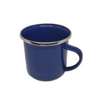 Mug Enamel 8 cm - Biru