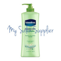 Vaseline Body Lotion Intensive Care Aloe Soothe 400ml