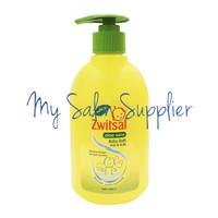 Zwitsal Natural Baby Bath 2in1 Hair & Body Pump 300ml