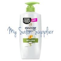 Pantene Shampoo Anti Lepek Pump 750ml