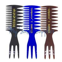 Sisir Barber Wide Teeth Comb 3in1 Termax X