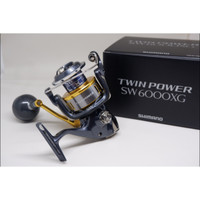 Reel Shimano Twin Power SW 6000 XG