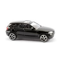 Majorette Street cars BMW Serie 1 black veleg bulat