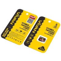 Vivan 16GB V16U10 Class Memory Card 10 Black + Red - Black Red