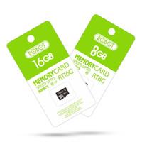 Memory Card Micro SD Card Robot 16GB Class 10 MC Memori