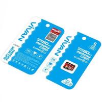 Memory Card Vivan 32GB V32U10 Class 10 Black + Red - Black Red