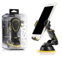 Gravity Car Holder VIVAN CHS04 Original for Smartphone