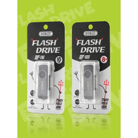 Flashdisk Robot RF216 with Package Flashdisk USB 2.0 16GB