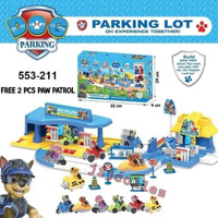Paw Patrol Parking Lot - 553211
