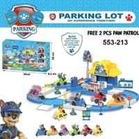 Paw Patrol Parking Lot - 553213