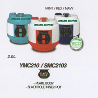 Magic om YONG MA YMC210 – Magic Com 2 Liter Innerpot Black Hole