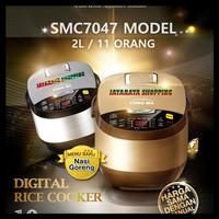 Magic Com YONG MA SMC7047 – Magic Com 2 Liter Digital Eco Ceramic