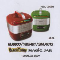 Pemanas Nasi YONG MA SMJ4013 – Magic Jar 8.2 Liter Blacktinum