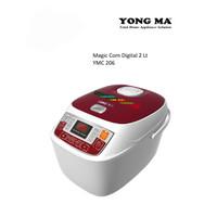 Magic Com YONG MA YMC206 – Magic Com Digital 2 Liter Gold