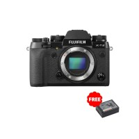 FUJIFILM X-T2 BODY ONLY Resmi Fujifilm Indonesia 1Th