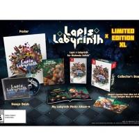 Lapis x Labyrinth Limited Edition XL Nintendo Switch