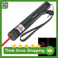 Terlaris Menyesuaikan 303 650nm Red Beam Laser Pointer