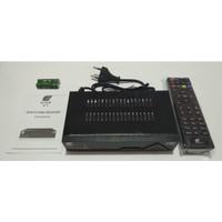Skybox Evinix h-1 Set Top Box DVB-T2 tv digital / tv kabel (komplit)