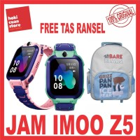 Murah JAM TANGAN Watch Phone dengan fitur video call IMOO Z5