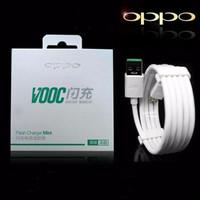 Kabel data original OPPO VOOC Charging oppo F3 plus, F9, F11, R7, dll