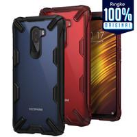 Case Xiaomi Pocophone F1 Ringke FUSION X Anti Crack Original Casing