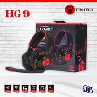 Unik Headset Gaming Fantech HG 9 Captain 7.1