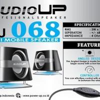 speaker komputer/hp AUDIO UP AU 068