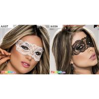 A037 A038 - Mask Topeng Penutup Mata Tali Karet Melingkar