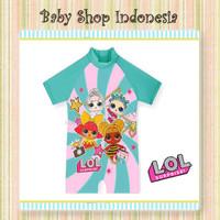 Baju Renang Anak Perempuan Baju Renang Anak Murah Baju Renang LOL Anak
