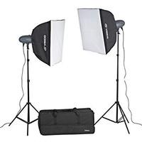 Visico VL-400HH Soft Box Kit