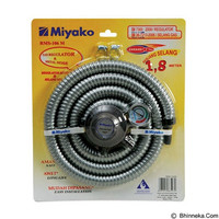 Selang Regulator Miyako - RMS 106 M