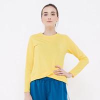 CoreNation Active Tamara Long Sleeve - Yellow