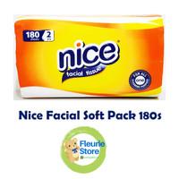 Tissue NICE Facial Soft Pack 180s - Tissue Murah Surabaya