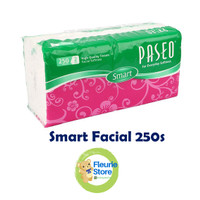 Tissue PASEO Smart Facial Soft Pack 250s - Tissue Murah Surabaya