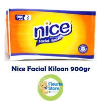 Tissue NICE Facial Kiloan 900gr - Tissue Refill Murah Surabaya