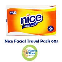 Tissue NICE Travel Pack 60s - Tissue Mini Murah Surabaya