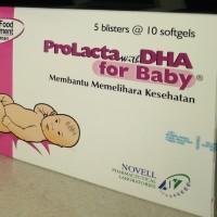 Harga prolacta dha for baby